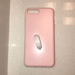 Blush Loopy Phone Case (iPhone 8 Plus)!
